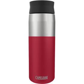 CamelBak Hot Cap Vakuum Isolierte Edelstahlflasche 600ml cardinal